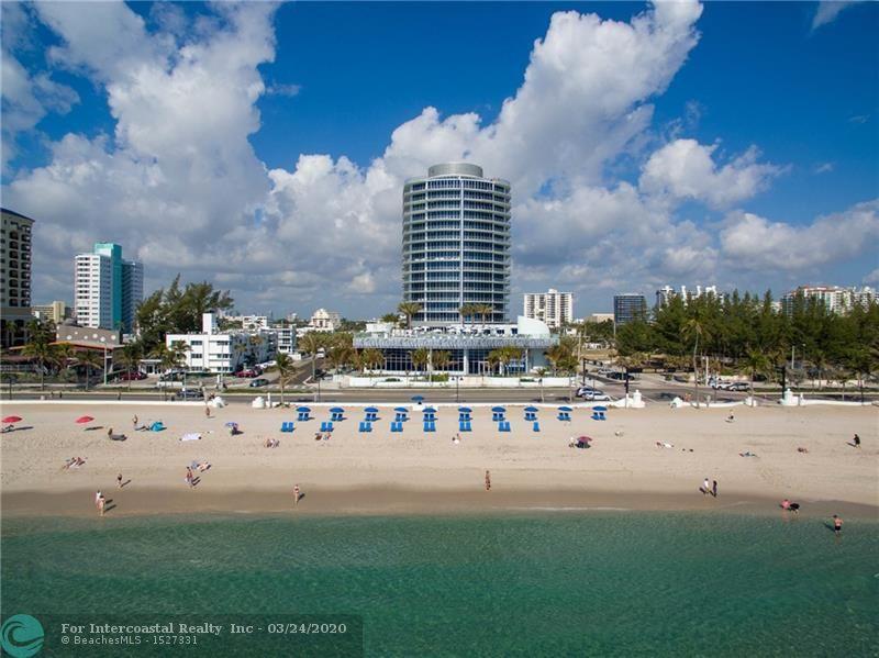 701 N Fort Lauderdale Beach Blvd, Unit #1401 Luxury Real Estate