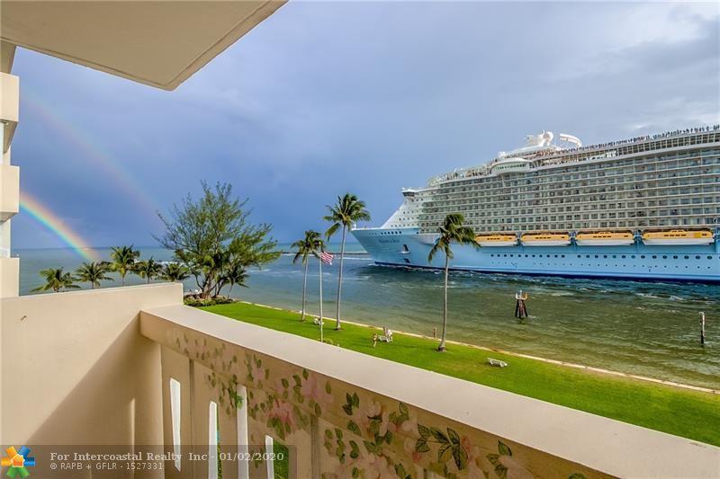 2100 S Ocean Dr, Unit #4G & H, Fort Lauderdale FL