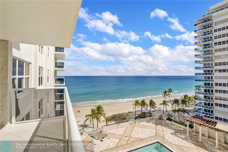 3500 Galt Ocean Dr, Unit #602 Luxury Real Estate