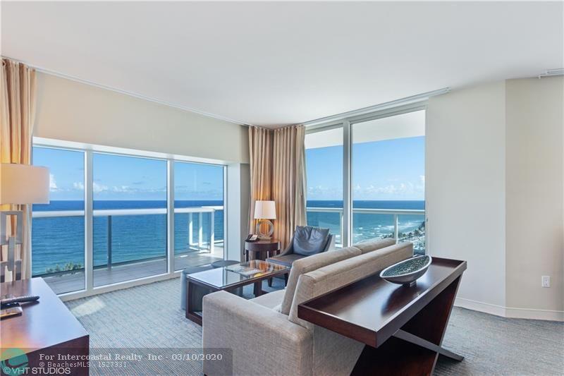 505 N Fort Lauderdale Beach Blvd, Unit #1117 Luxury Real Estate