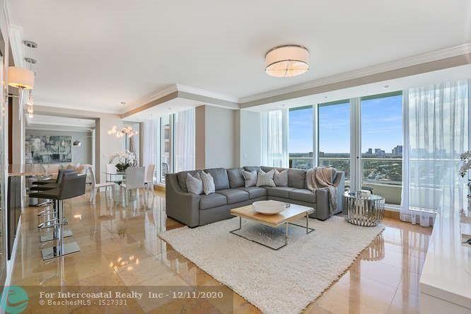 1 N Fort Lauderdale Beach Blvd, Unit #1807 Luxury Real Estate
