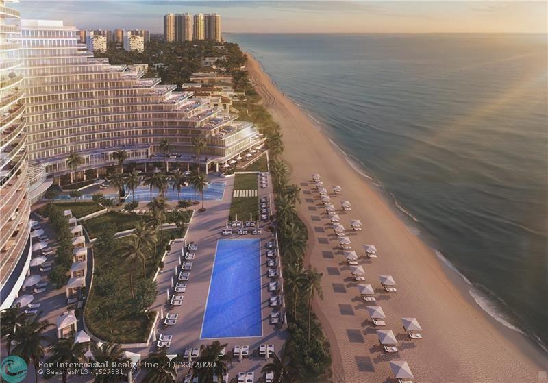 2200 N Ocean Boulevard, Unit #N1601, Fort Lauderdale FL