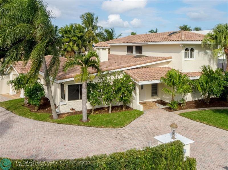 2301 Sea Island, Fort Lauderdale FL