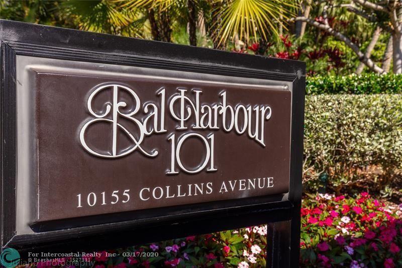 10155 Collins Ave, Unit #501, Bal Harbour FL