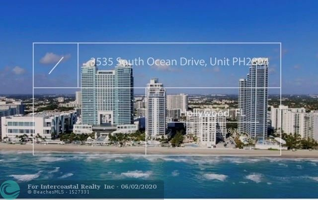3535 S Ocean Dr, Unit #PH2804, Hollywood FL