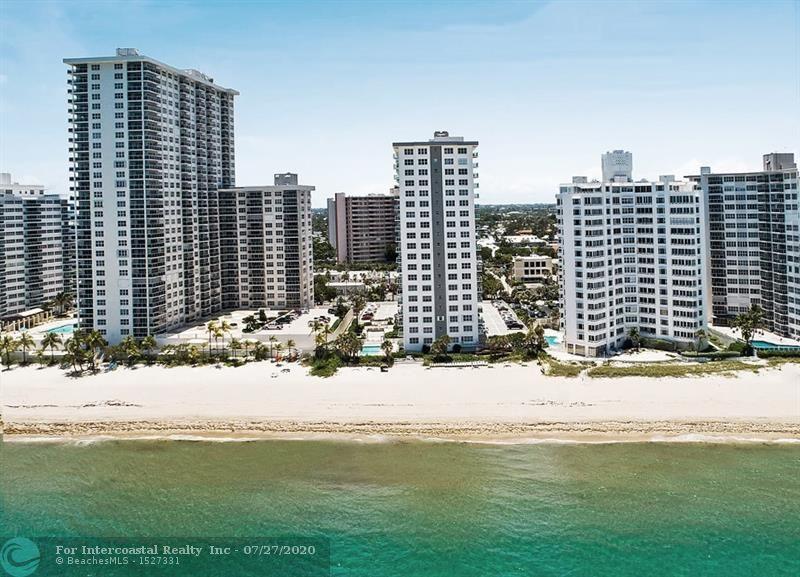 3500 Galt Ocean Dr, Unit #809, Fort Lauderdale FL