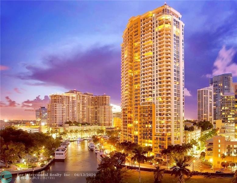 411 N New River Drive, Unit #2202, Fort Lauderdale FL