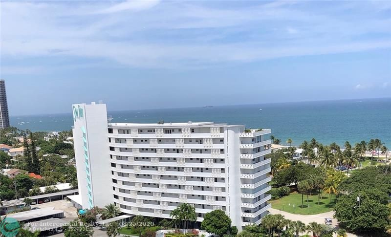 2840 N Ocean Blvd, Unit #604 Luxury Real Estate