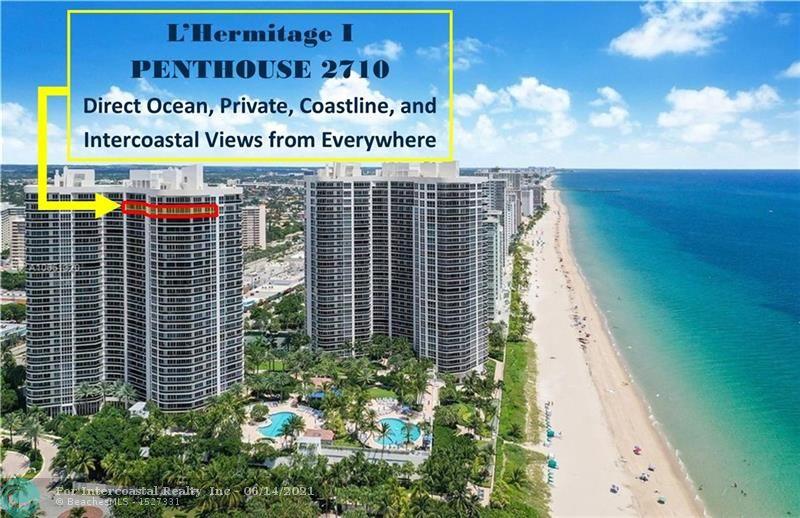 3100 N Ocean Blvd, Unit #PH2710 Luxury Real Estate