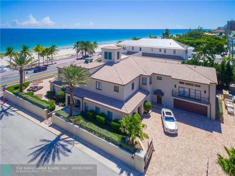 1717 N Fort Lauderdale Beach Blvd Luxury Real Estate
