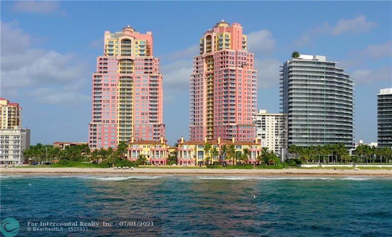 2170 N Ocean Blvd, Unit #2160/2170 Luxury Real Estate