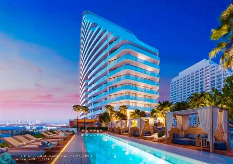 525 N Ft Lauderdale Bch Bl, Unit #2001 Luxury Real Estate