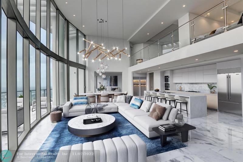 100 E Las Olas Blvd, Unit #4603 Luxury Real Estate