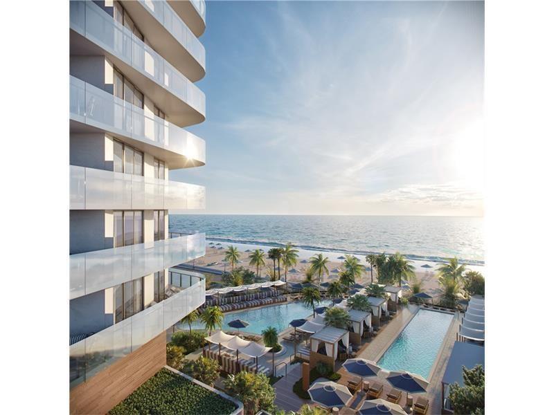 525 N Ft Lauderdale Bch Bl, Unit #2202 Luxury Real Estate