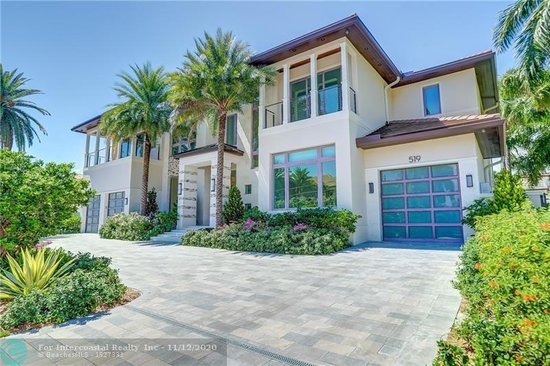 519 Solar Isle Drive Luxury Real Estate