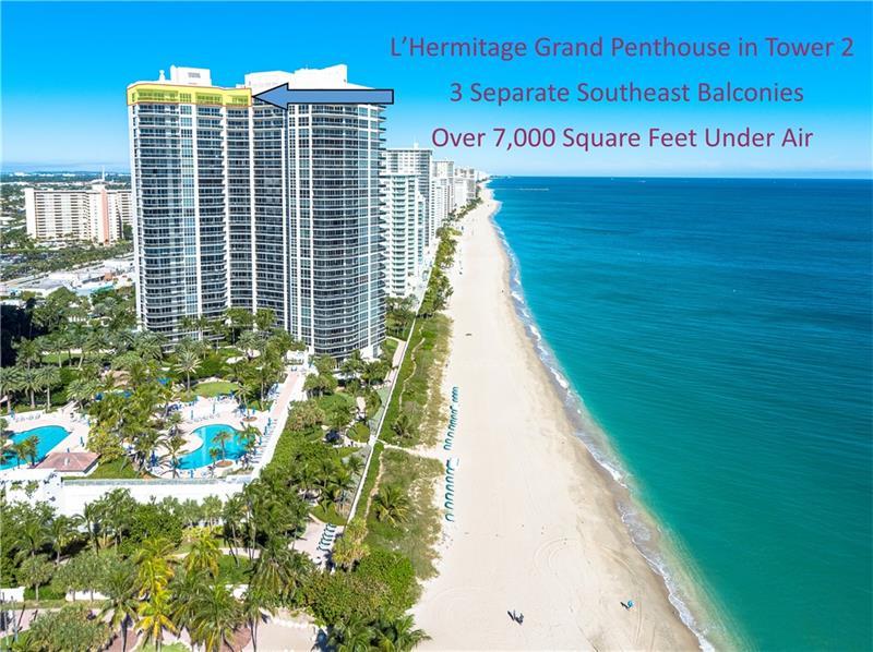 3200 N Ocean Blvd, Unit #PH2908 Luxury Real Estate