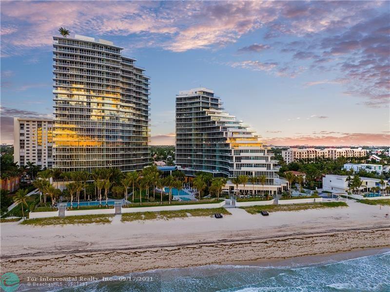 2200 N Ocean Blvd, Unit #N1001 Luxury Real Estate