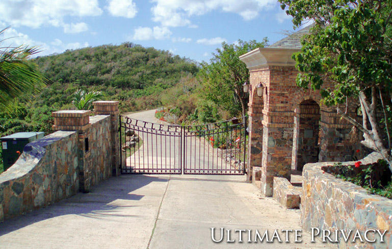 Gated Entry for Ultimate Privacy