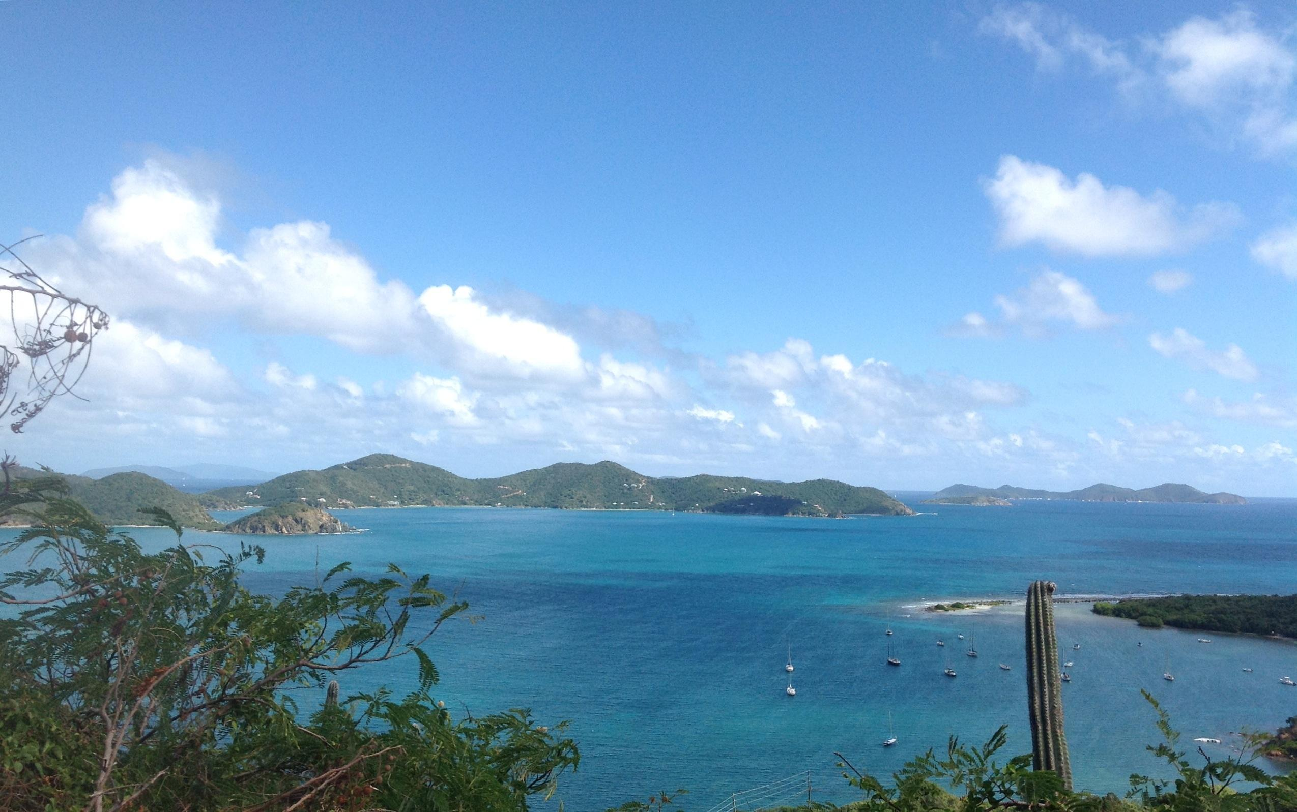 Views of BVI