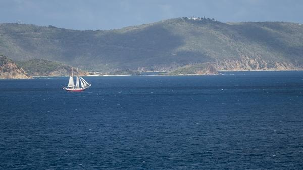 Yacht Traffic