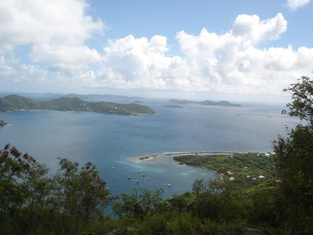 View of Johnson's Bay