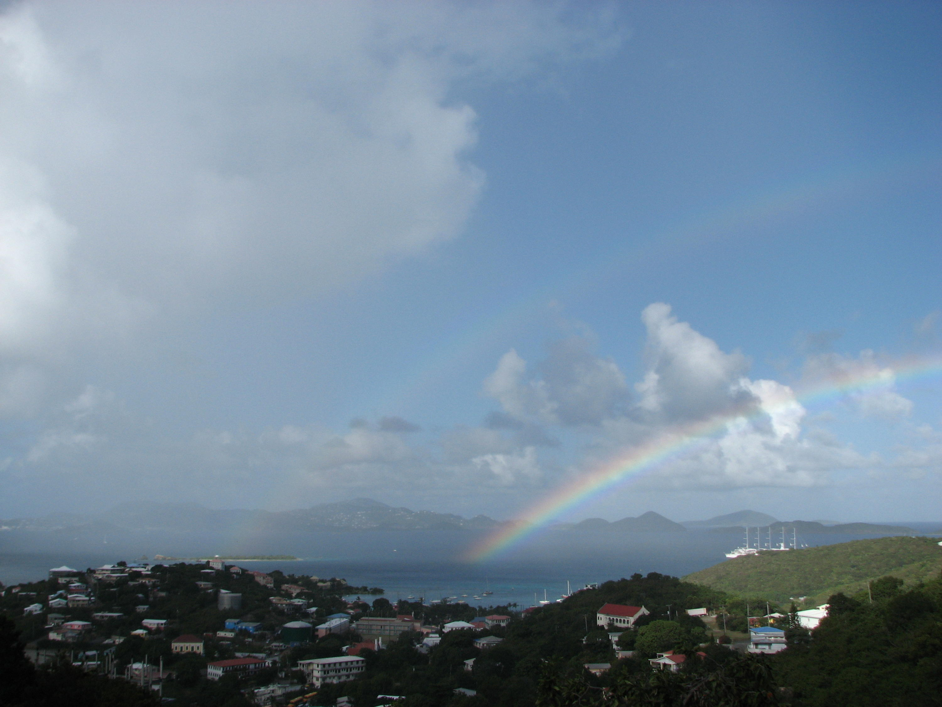 View of Rainbow