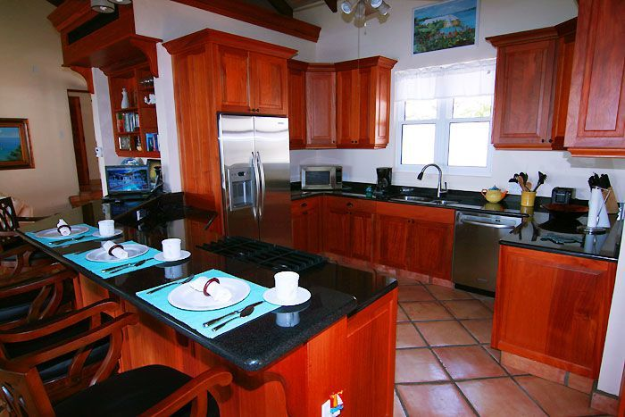 Great professional working kitchen