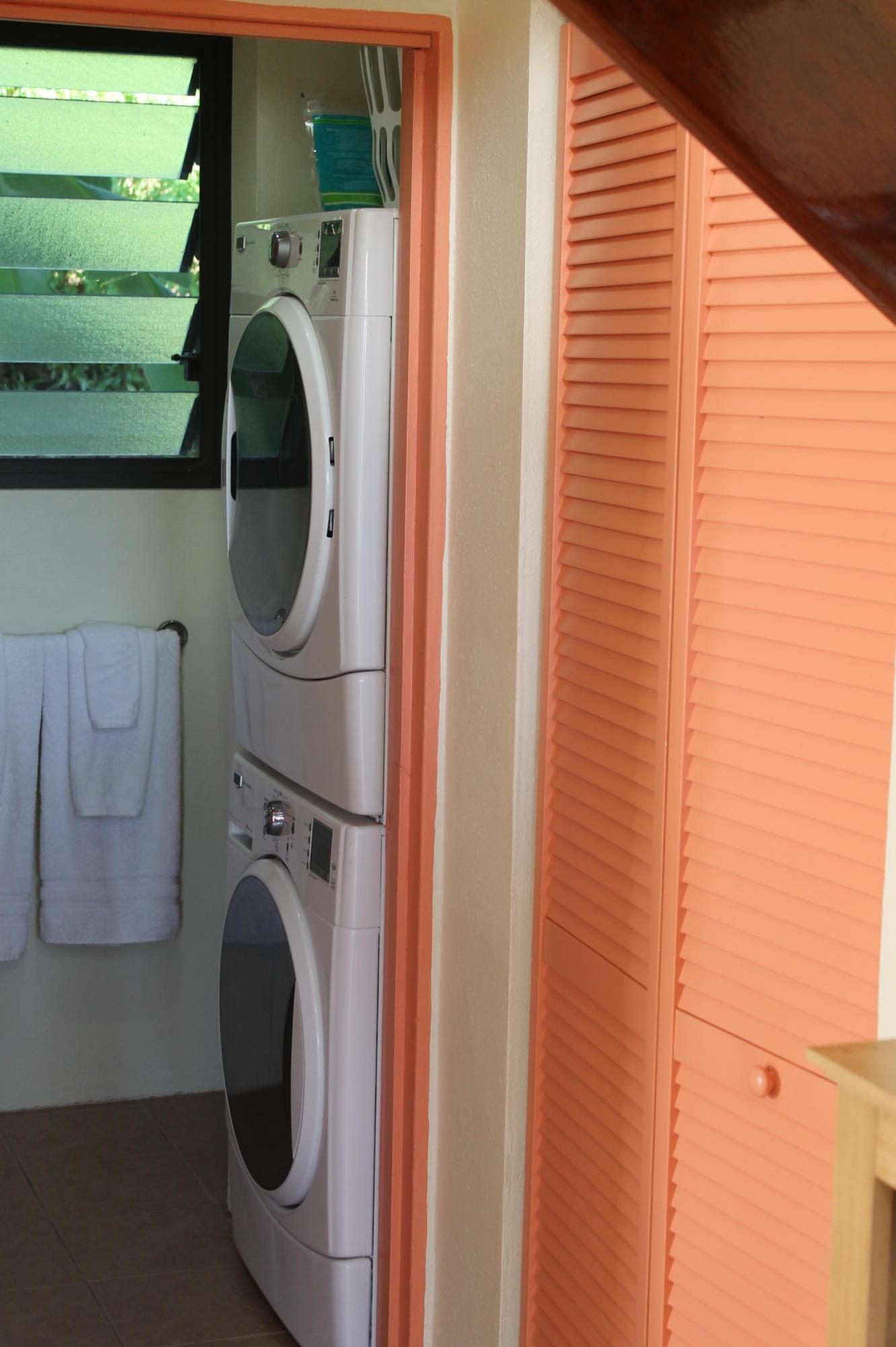 En suite Laundry
