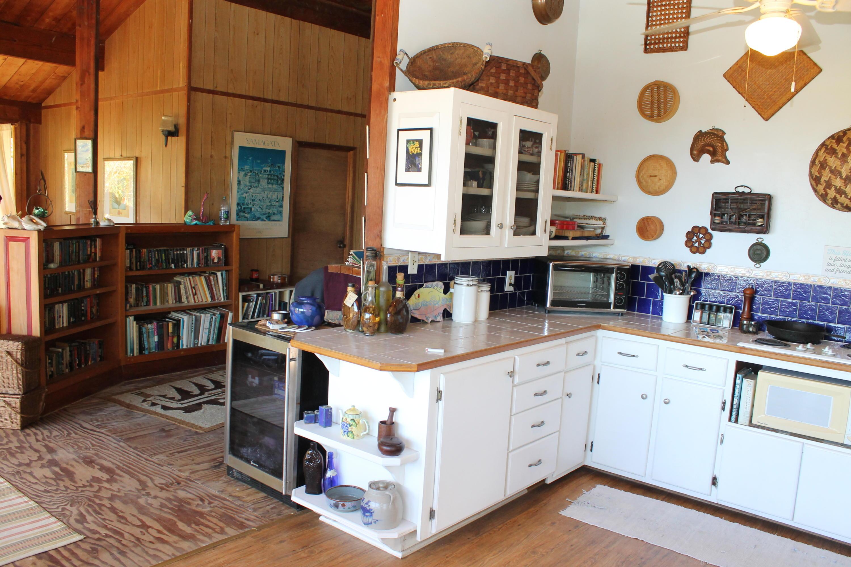 Kitchen & Den Area