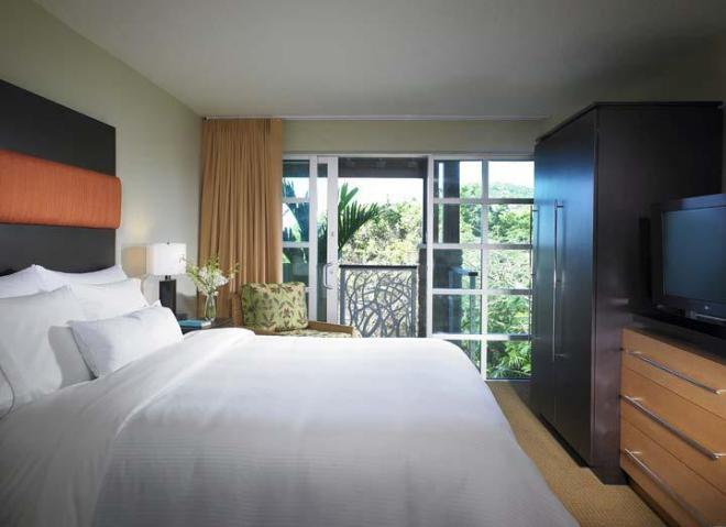 Westin BV Bedroom