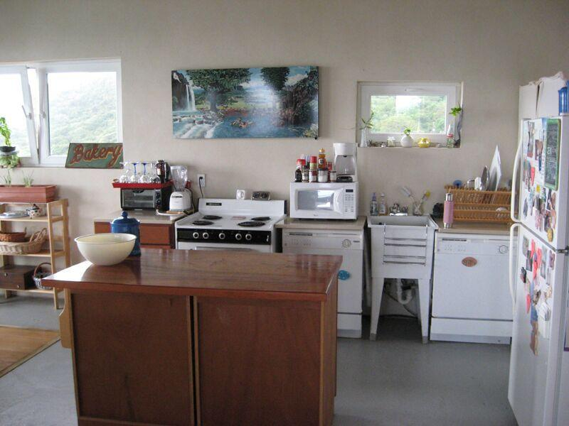 Unfinished Kitchen is waiting for you!