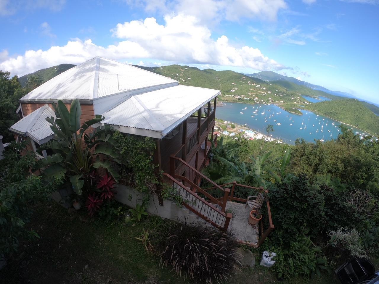Coral harbor views