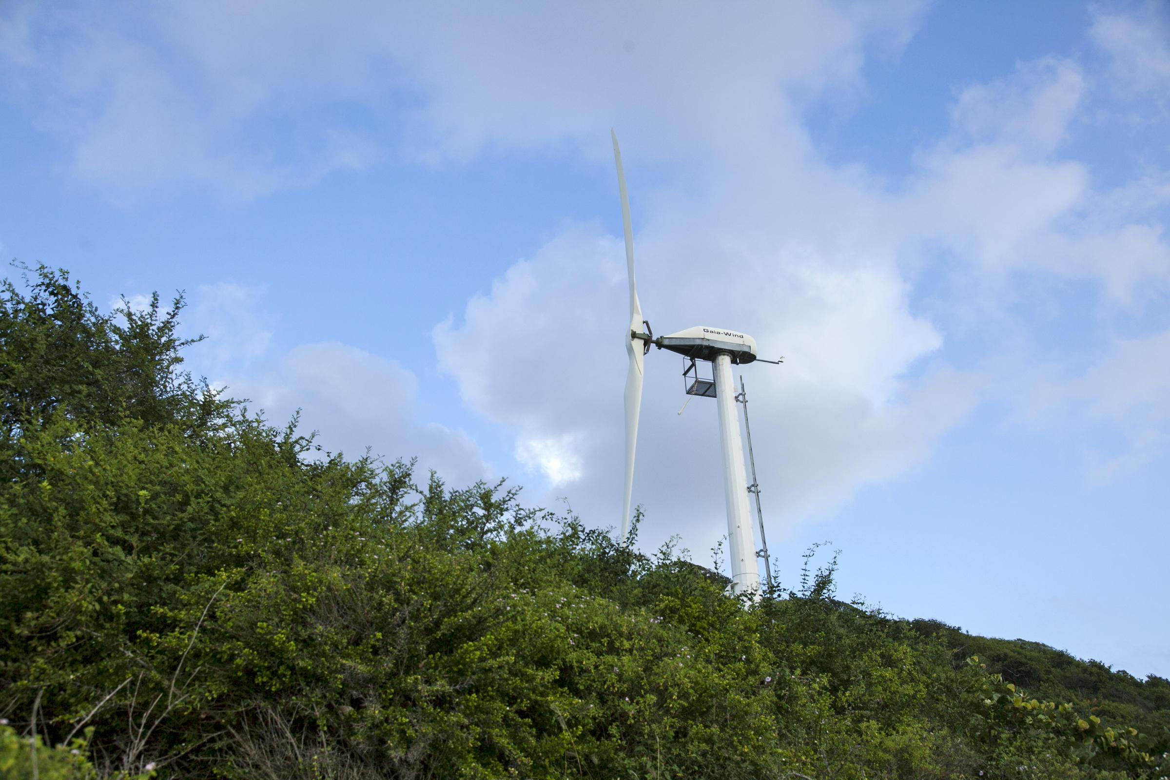 Community Wind Turbine