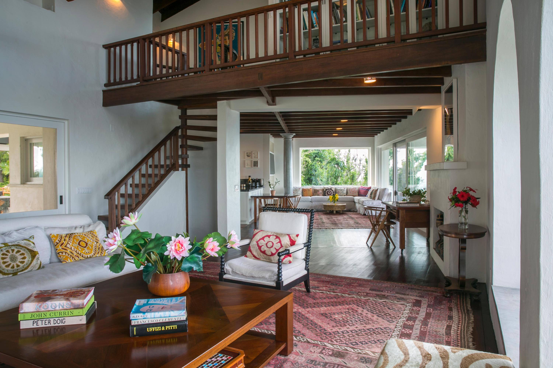 Tropical hardwood flooring
