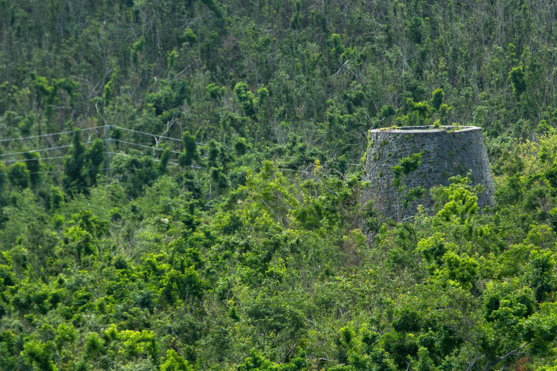 Views to the Catherineberg Sugar Mill