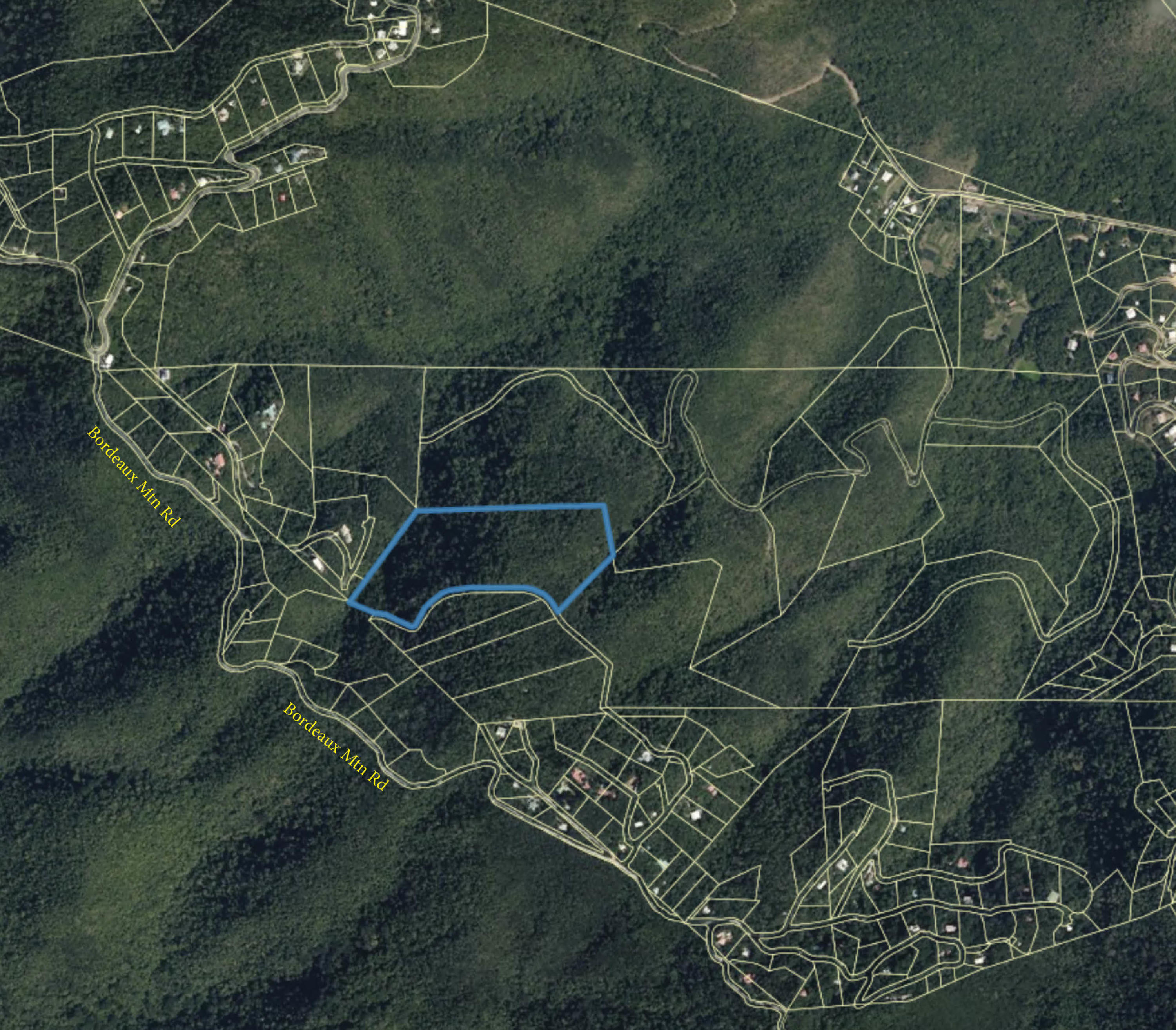 Aerial Map View