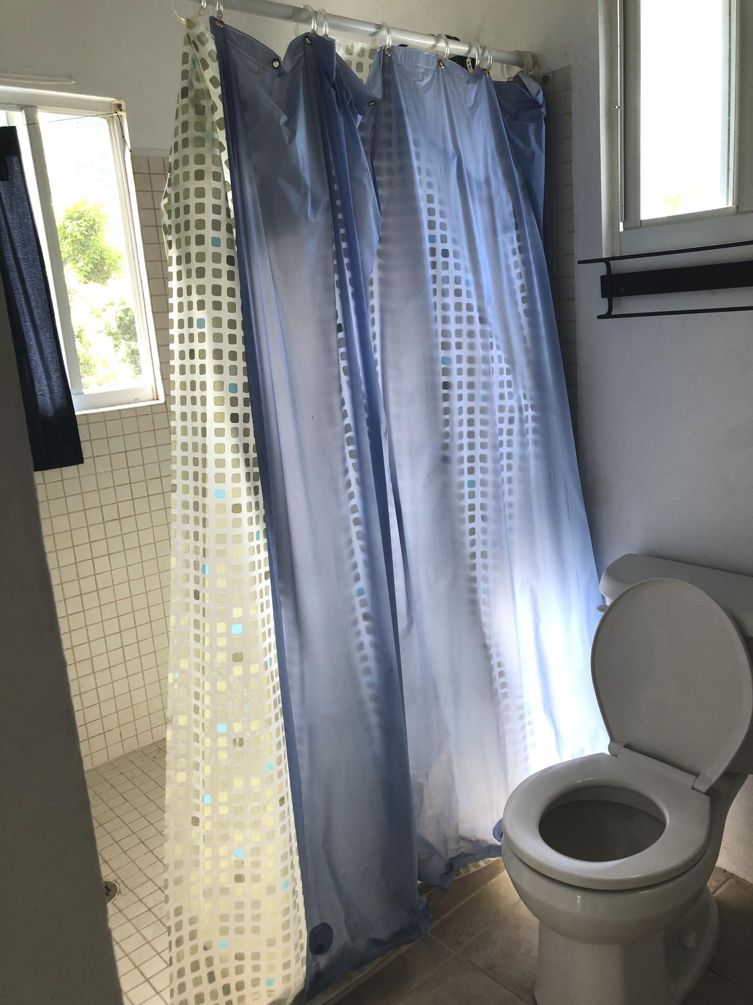 East Upper Apartment Bathroom 1