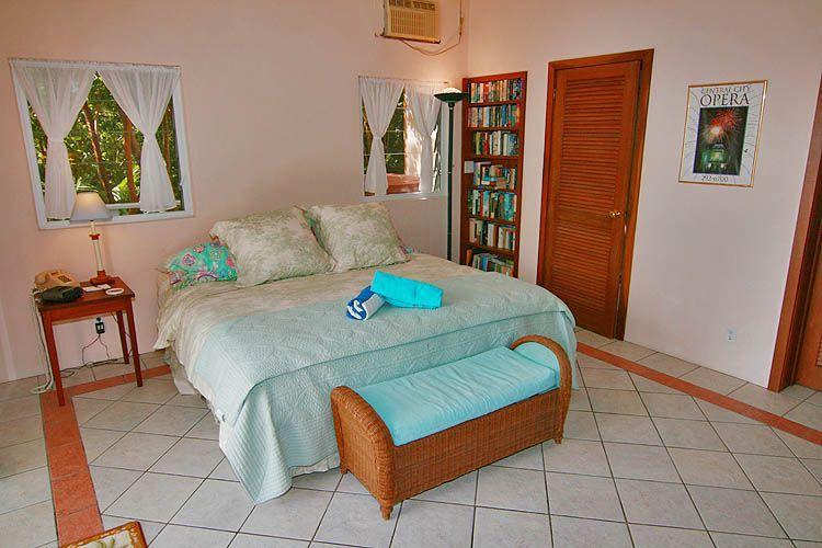 Aria Pool Deck Bedroom 2