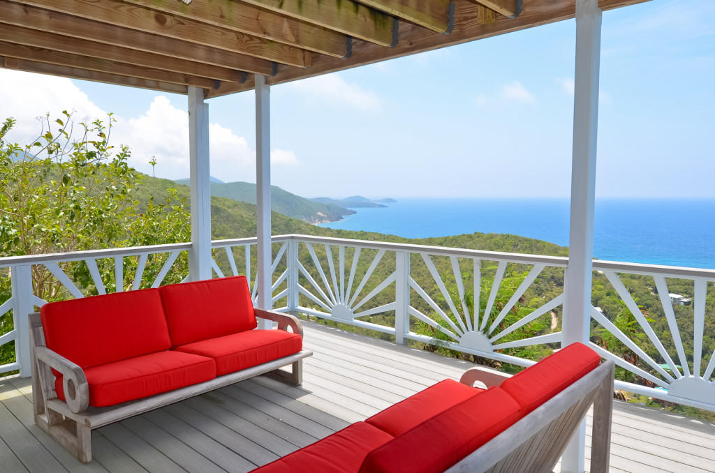 Cabana Lower Porch