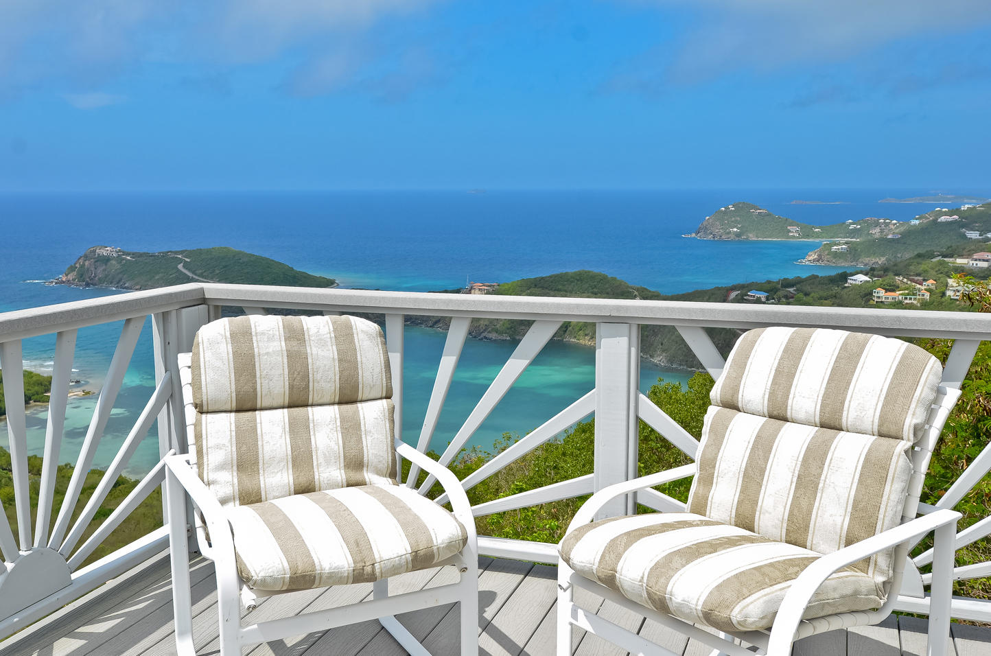 Cabana Upper Porch