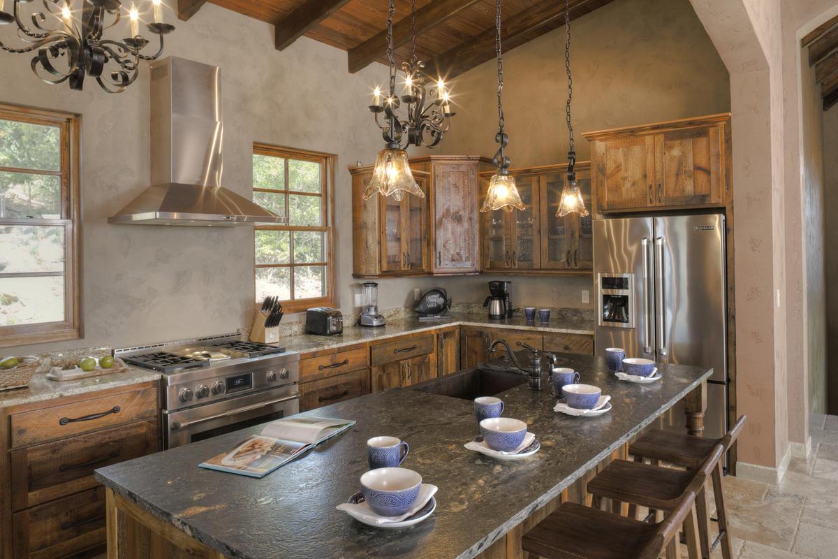 Gourmet Chefs Kitchen