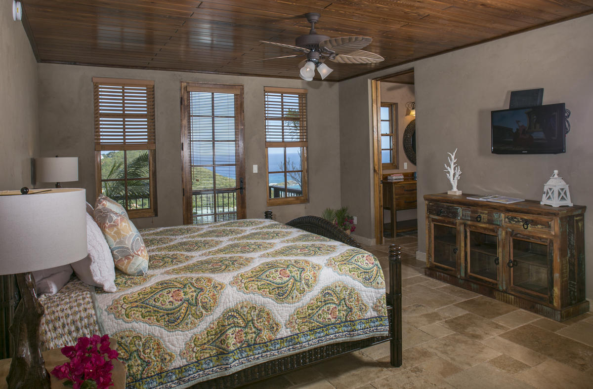2 of 3 master bedrooms