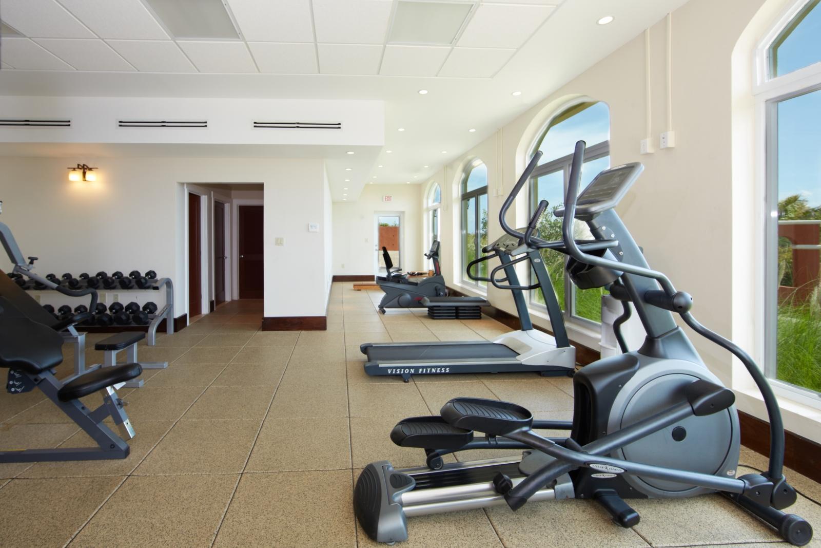 Sirenusa workout center