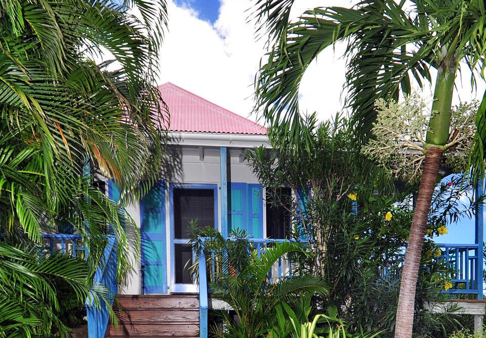 Sago Cottage Entry