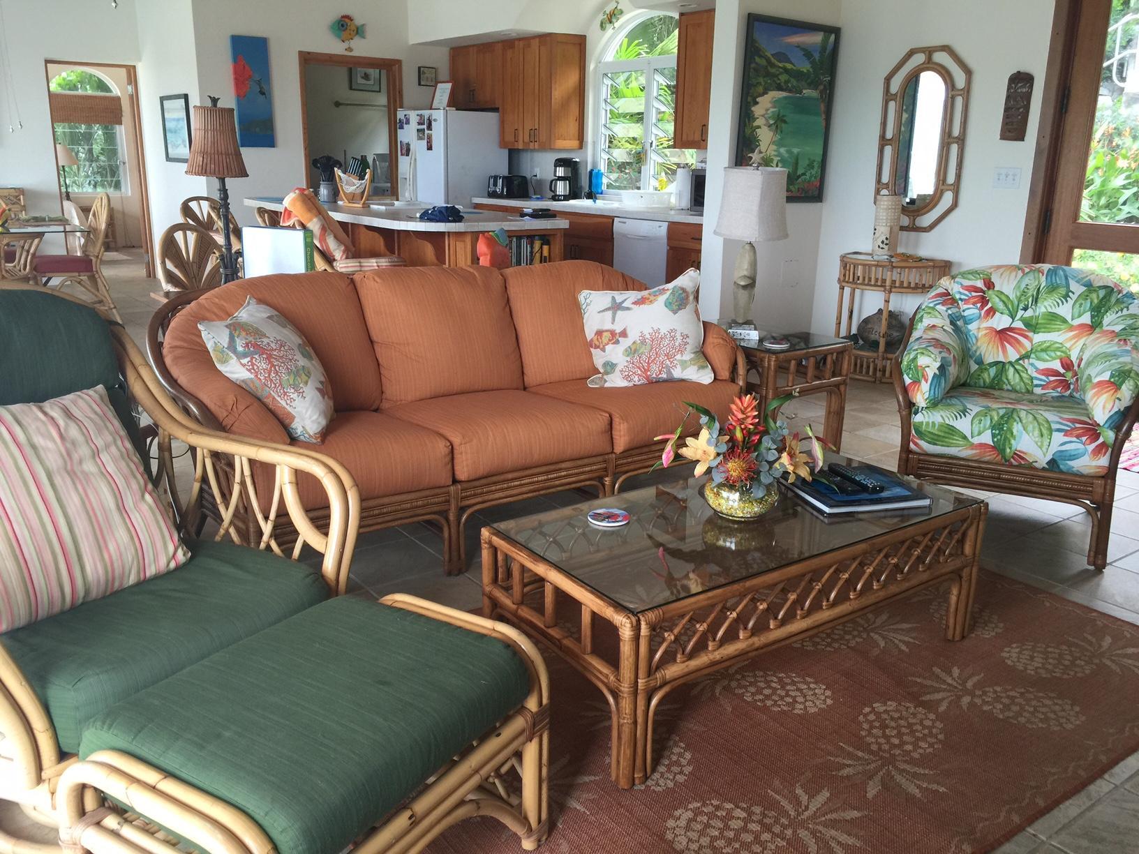 Humming Bird's Seacret new LR furniture