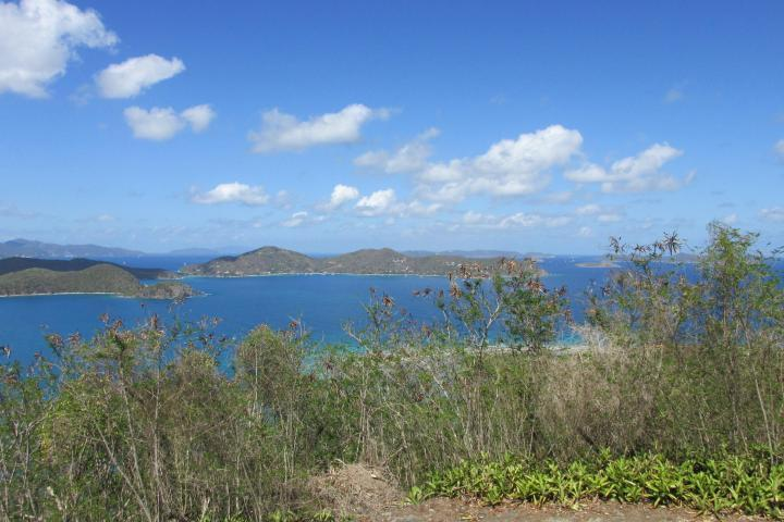 28-10 CB View to East End and to BVI