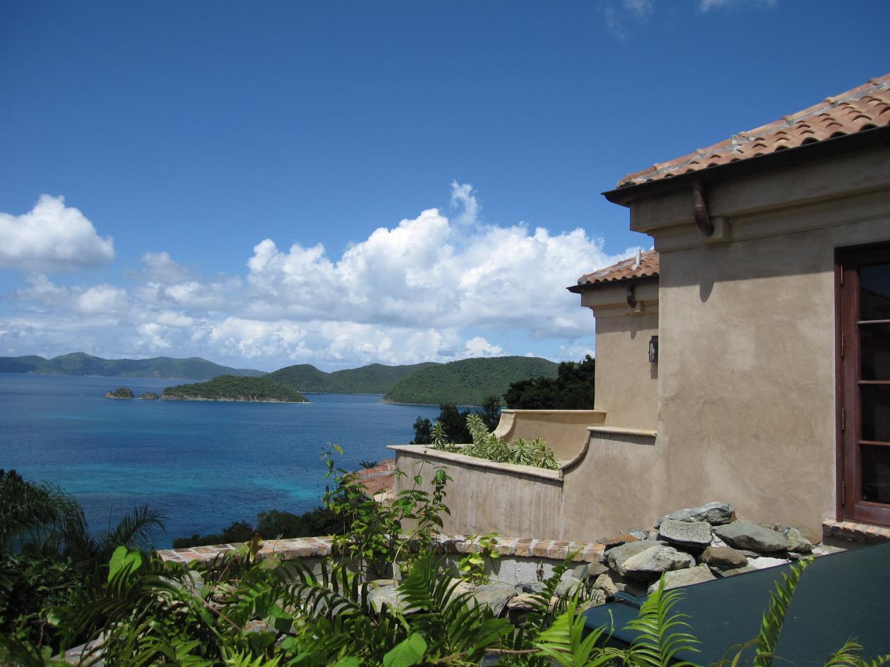 Mstr suite terrace view
