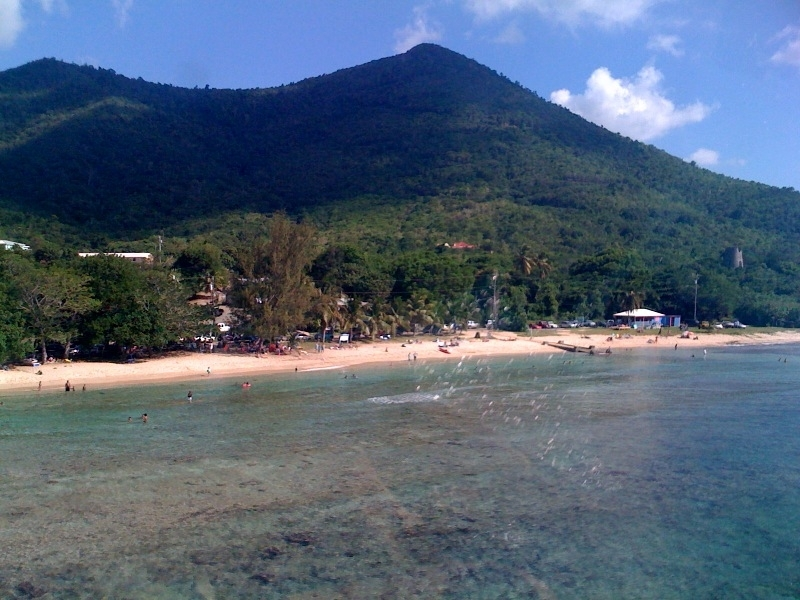 Beautiful Cane Bay Beach