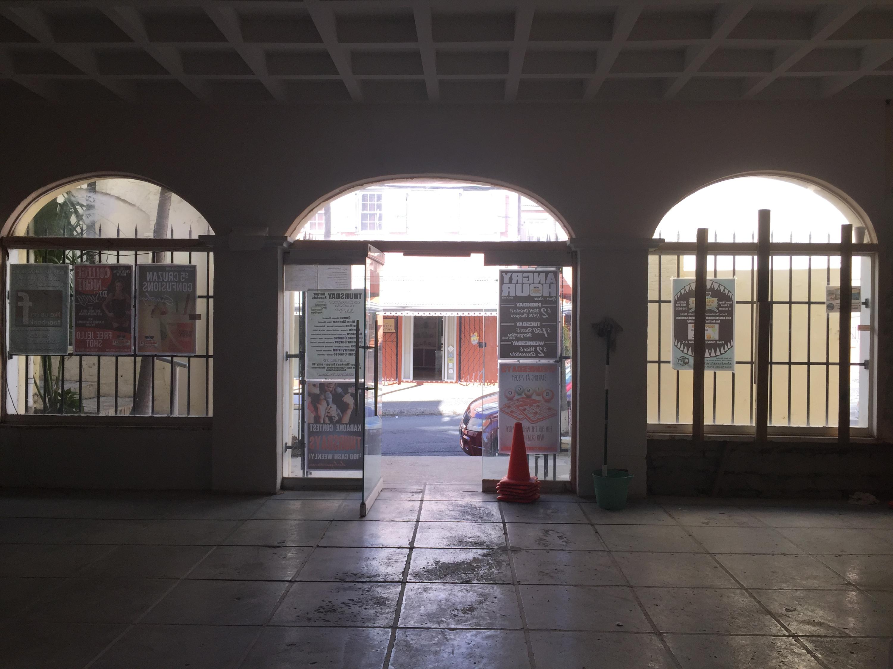 Main Entrance View from Inside (2)