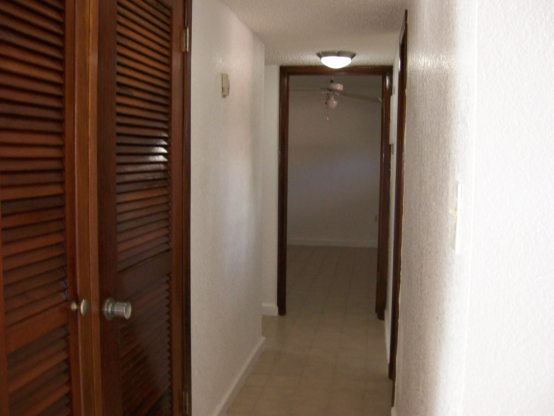 Hallway to Bdrm & Bath